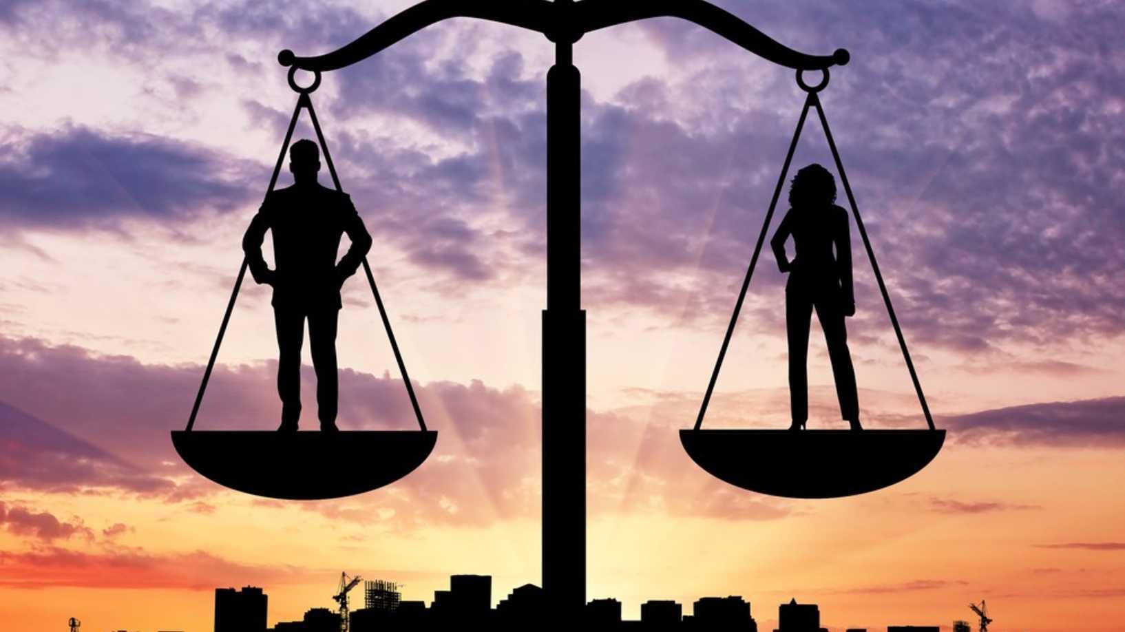 المساواة بين الجنسين