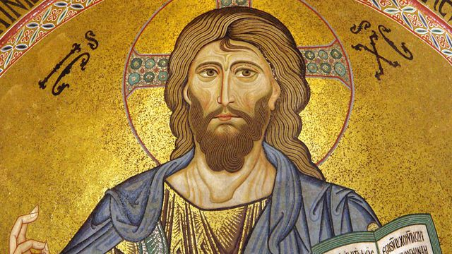 Jesus noir المسيح الأسود