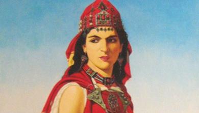 الملكة ديهيا