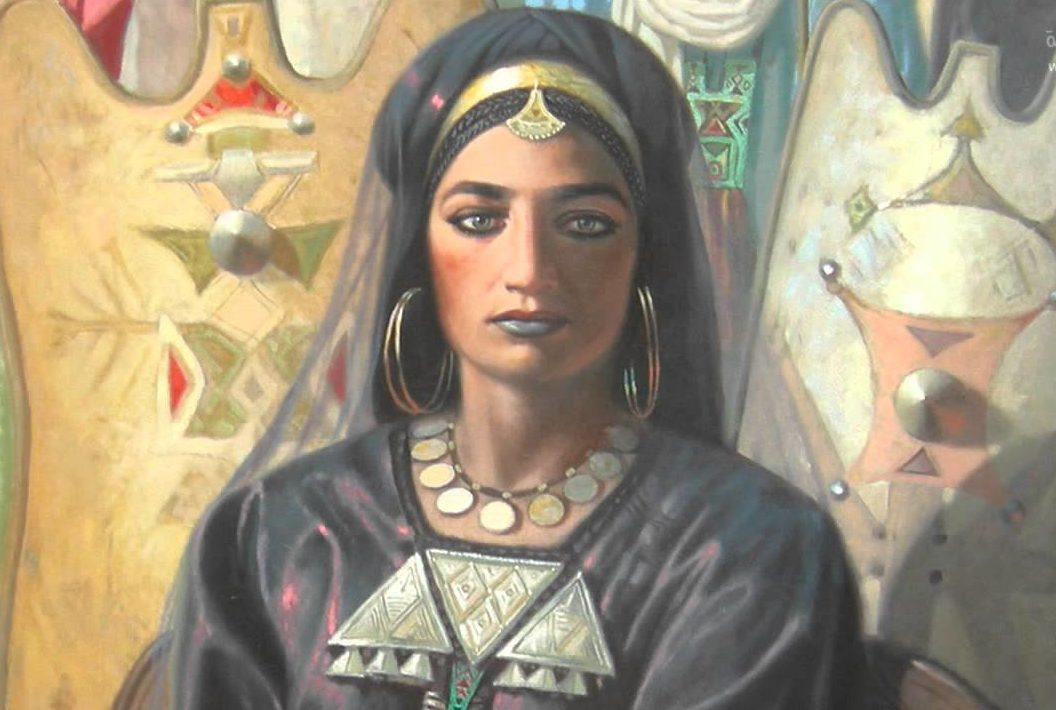 الملكة تينهينان