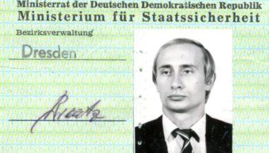فلاديمير بوتينVladimir Poutine