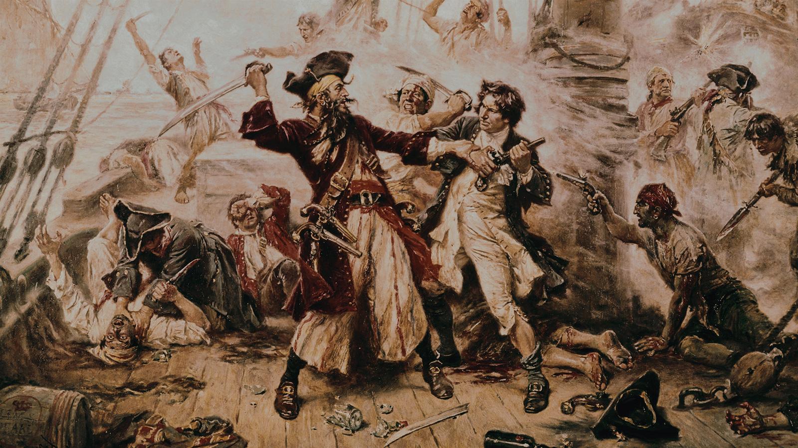 Pirates قراصنة قرصان