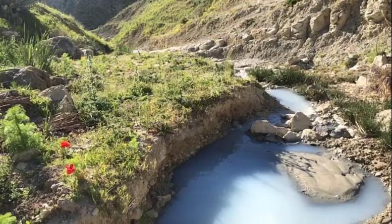 Ain kebrit – Aquae Dacicae