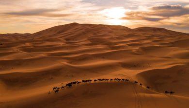 صحراء مرزوكة