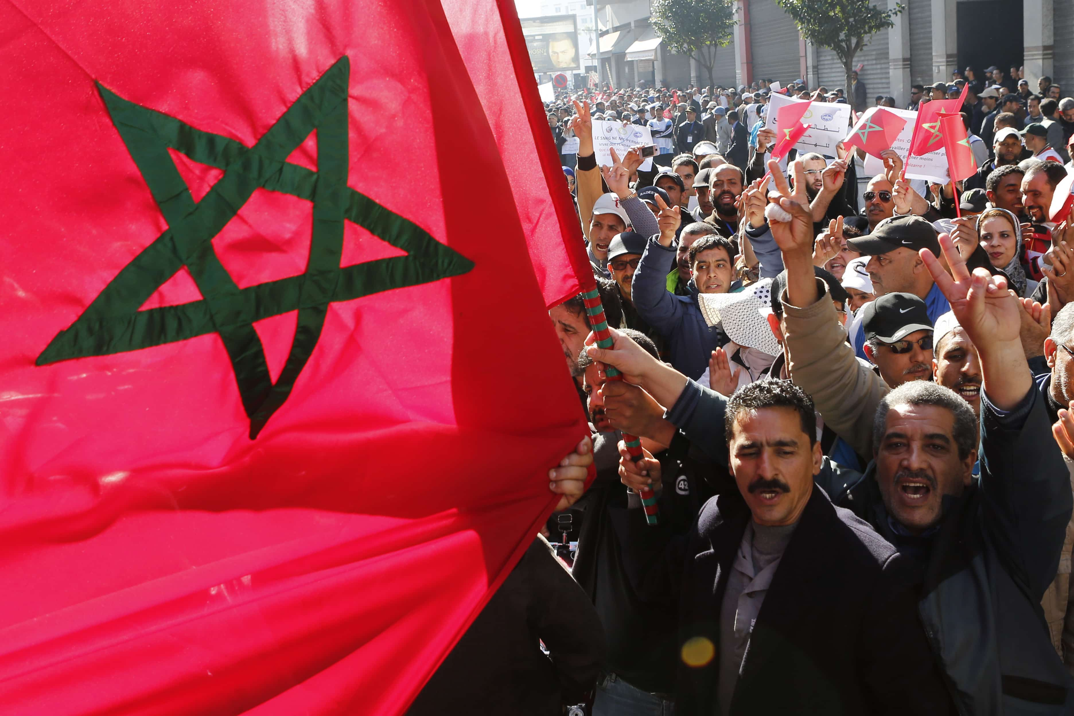 العلمانية في المغرب
