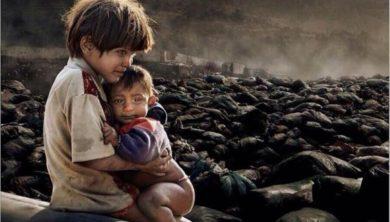 les enfants abandonnés الأطفال المتخلى عنهم