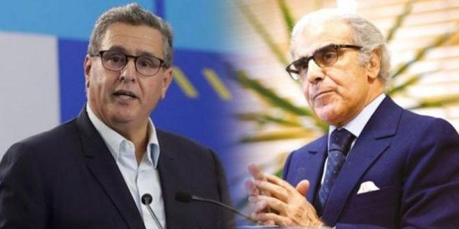 الجواهري والي بنك المغرب والأحزاب