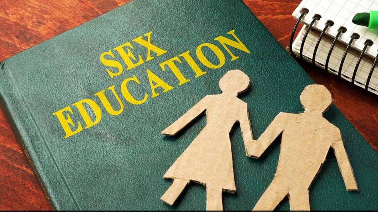 التربية الجنسية sex education