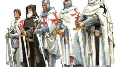 Les Templiers فرسان الهيكل