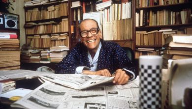 Naguib Mahfouz نجيب محفوظ