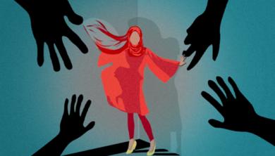islam et harcelement sexuel